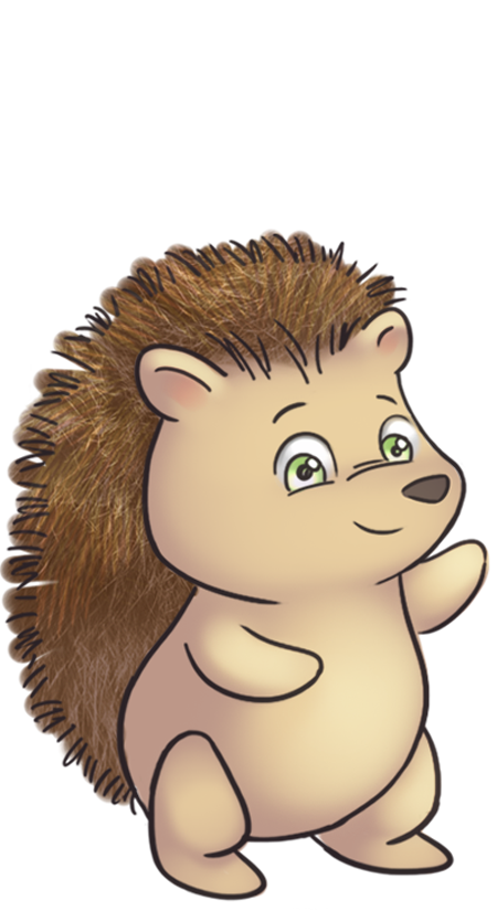 Leo the Hedgehog