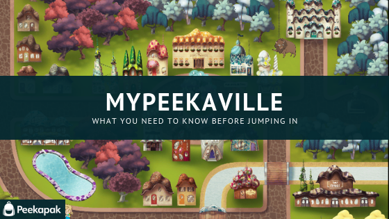 MyPeekaville: What You Need To Know Before Jumping In