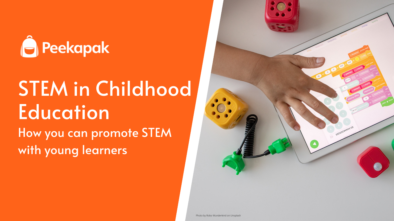 Promoting STEM in Childhood Education