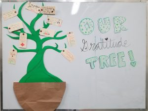 Peekapak's Tree of Gratitude